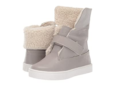Freshly Picked Sherpa Boot (Toddler/Little Kid) (Gray) Kid