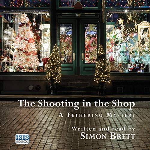 The Shooting in the Shop cover art