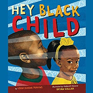 Hey Black Child audiobook cover art