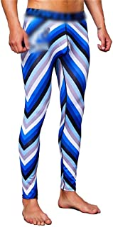 LUKEEXIN Men Compression Pants Dry Cool Sports Tights Pants Baselayer Running Leggings