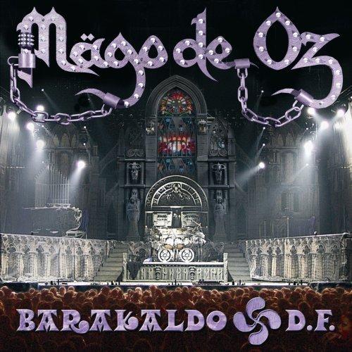 Barakaldo D.F. (CD/DVD) by M??go de Oz
