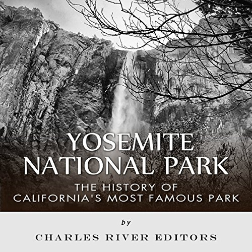 Yosemite National Park cover art
