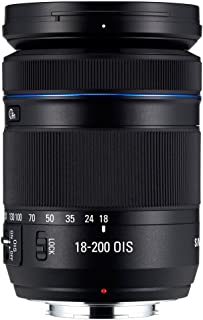 Samsung Movie Pro, 18-200mm lens for NX Series Cameras
