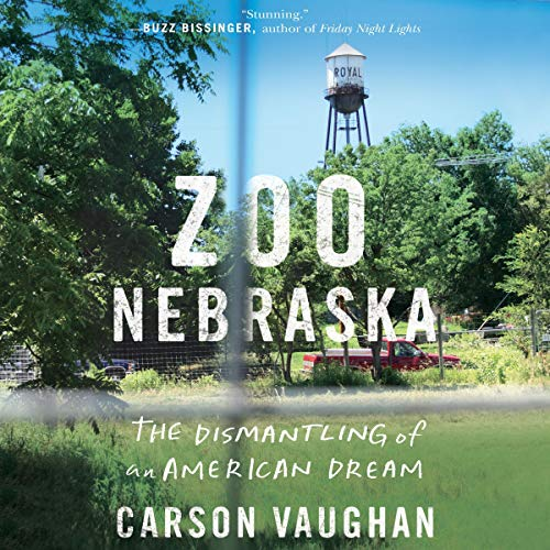 Zoo Nebraska audiobook cover art