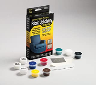 Master Manufacturing ReStor-it Fabric Upholstery Repair Kit, Seven Colors, Fabric Fibers Repairs Any Color Fabric Or Upholstery