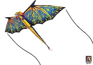 AmaZing Kites 3D Nylon Dragon Kite with 80