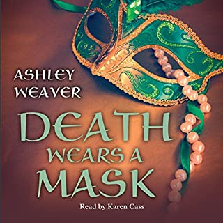 Death Wears a Mask cover art