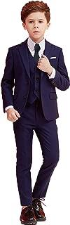 Flyme Toddler Kids Boys Suits Set Slim Fit Suit for Boys