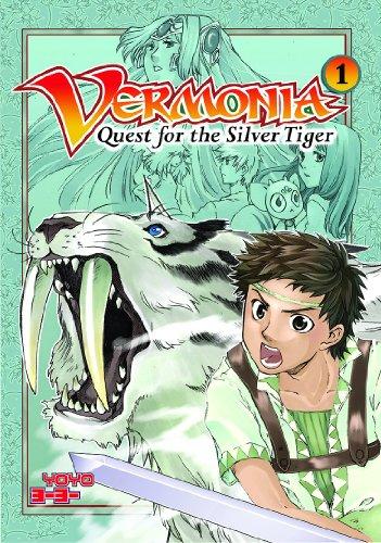 Vermonia #1: Quest for the Silver Tiger