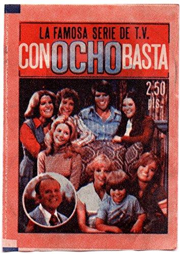 ANTIGUO Y ESCASO SOBRE DE CROMOS SERIE TV CON OCHO BASTA EIGHT...