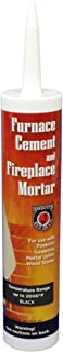 MEECO'S RED DEVIL 120 Furnace Cement and Fireplace Mortar