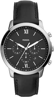 Men's FS5452 Neutra Chrono Analog Display Analog Quartz Black Watch