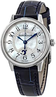 Jaeger Lecoultre Rendez-Vous Night & Day Small Mother of Pearl Dial Automatic Ladies Watch 3468410