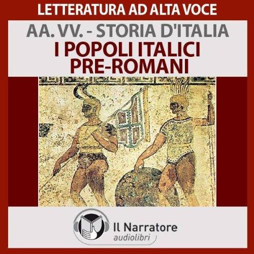 I popoli Italici pre-romani (Storia d'Italia 1) cover art