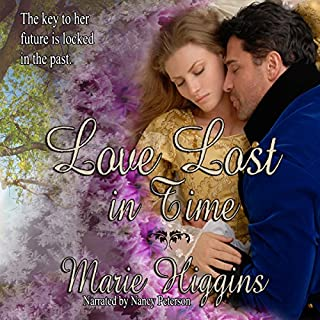 Love Lost in Time                   By:                                                                                                                                 Marie Higgins                               Narrated by:                                                                                                                                 Nancy Peterson                      Length: 9 hrs and 58 mins     34 ratings     Overall 4.3