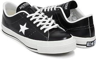 [コンバース] ONE STAR J [ワンスター メイド イン ジャパン 日本製] BLACK/WHITE 32346511