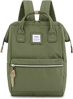 Travel Backpack Laptop Backpack Large Diaper Bag Doctor Bag Backpack School Backpack for Women&Men(xk green)