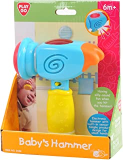 speeltjes - Playgo Baby Hamer (1 TOYS)