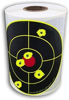 "Big Dawg Targets 200 Target Roll - 4"" Inch Adhesive Splatter Target"