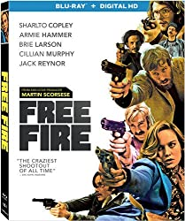 Free Fire on Blu-ray, DVD, and Digital HD