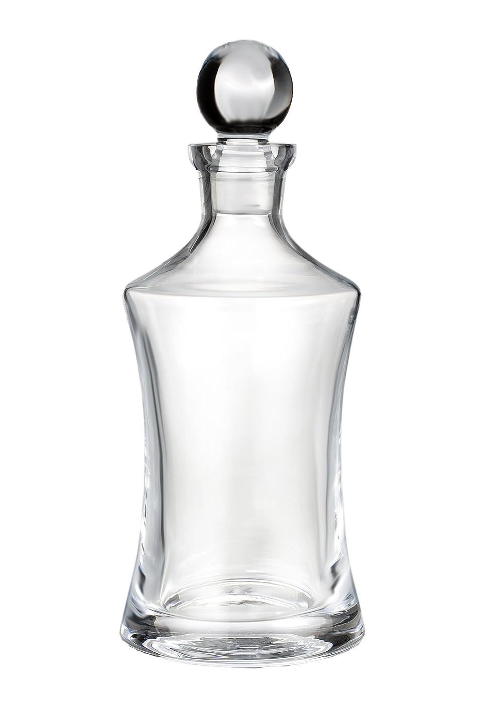 悪意のあるクローン入り口Marquis by Waterford Art of Mixology Vintage Hour Glass Decanter, 29-Ounce by Marquis By Waterford