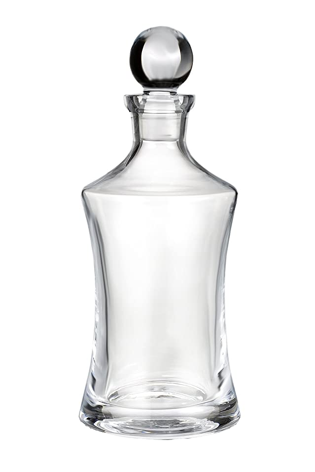 神経衰弱縫う悪意のあるMarquis by Waterford Art of Mixology Vintage Hour Glass Decanter, 29-Ounce by Marquis By Waterford