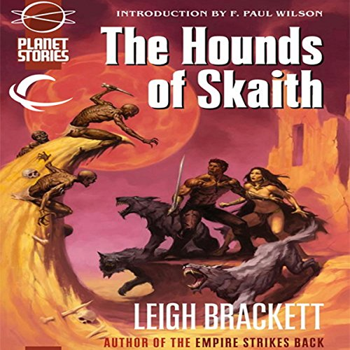 The Hounds of Skaith audiobook cover art