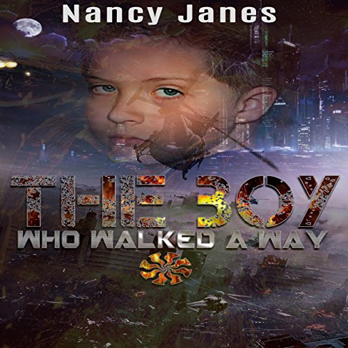 The Boy Who Walked a Way audiobook cover art