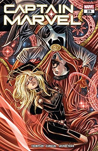 Captain Marvel (2019-) #29 (English Edition)