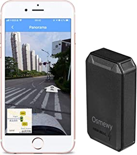 $57 » Osmewy Car GPS Tracker Magnetic Vehicle Truck Tracking Device 6000mAh + USB Hard-Wired Car Charger GPS Locator Anti-disman...