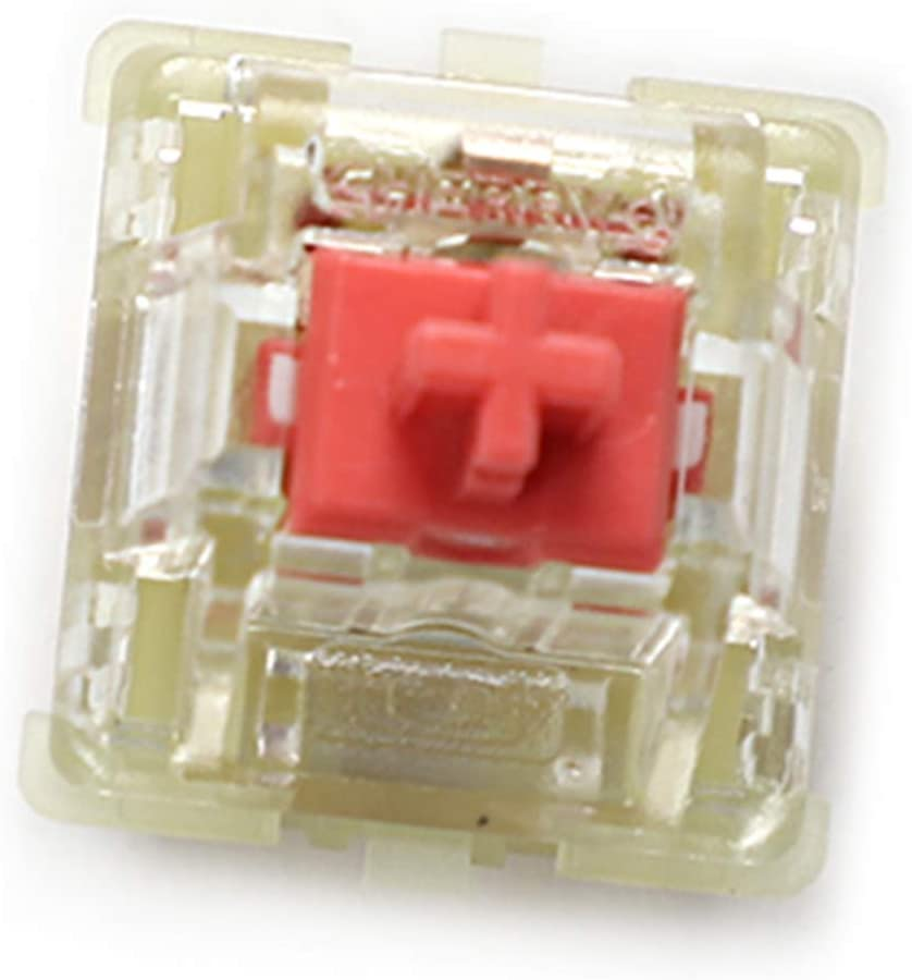 Brown 3 pin, 88 pcs Wholesales Authentic SMD RGB Cherry mx Switch 3 pin Mechanical Keyboard Speed Silver Silent red Blue Pink Switches