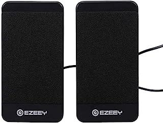 Docooler S4 Mini Desktop Computer Speaker Mobile Phone Laptop Speaker Portable Subwoofer USB Wired Multimedia Speaker Black