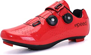 Sponsored Ad - Men Cycling Shoes Road Bike Shoes Road Racing Bikes Comfortable Shoes for Indoor Spin Rider Riding Sneaker