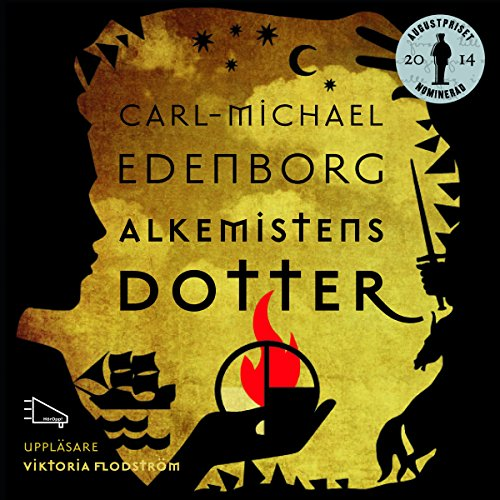 Alkemistens dotter audiobook cover art