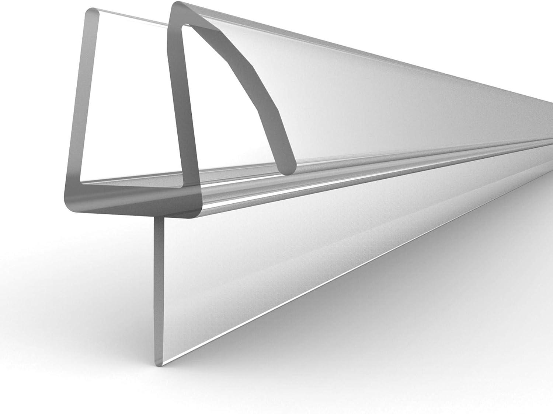 Basco Super beauty product restock quality top! ECSCV351-38 shower door vinyl sweep Clear Max 42% OFF