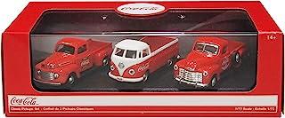 1/72 Classic Pickups Set (1948 Ford F1 Pickup, 1962 Volkswagen T1 Pickup & 1953 Chevrolet 3100 Pickup)