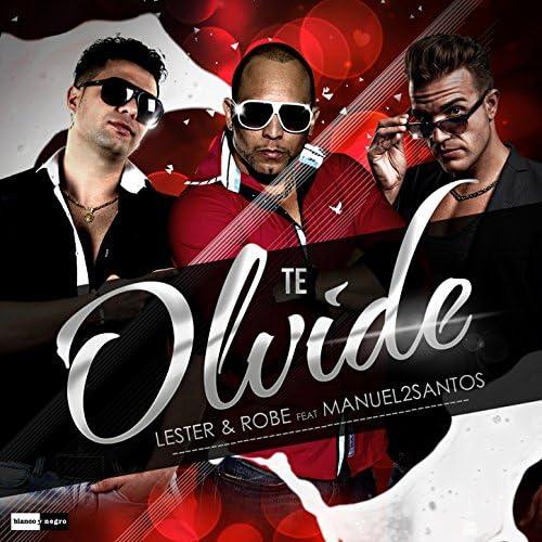 Lester & Robe feat. Manuel2Santos