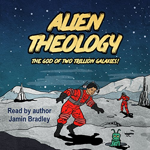 Alien Theology audiobook cover art