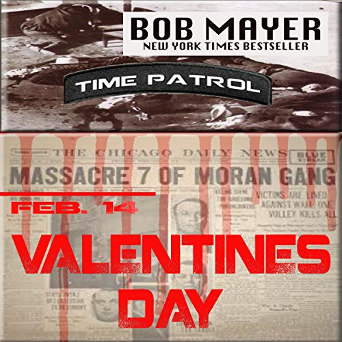Valentines Day audiobook cover art