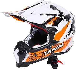 XFMT DOT Adult Full Face Helmet Motocross Off-Road Dirt Bike Motorcycle ATV L