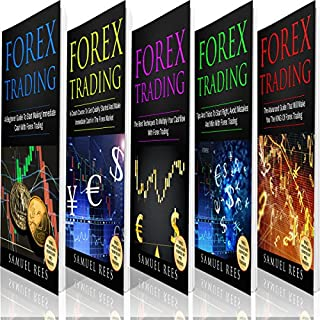 Forex Trading: The Bible: 5 Books in 1 cover art