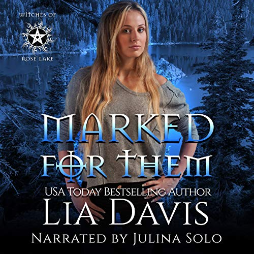 Marked for Them audiobook cover art