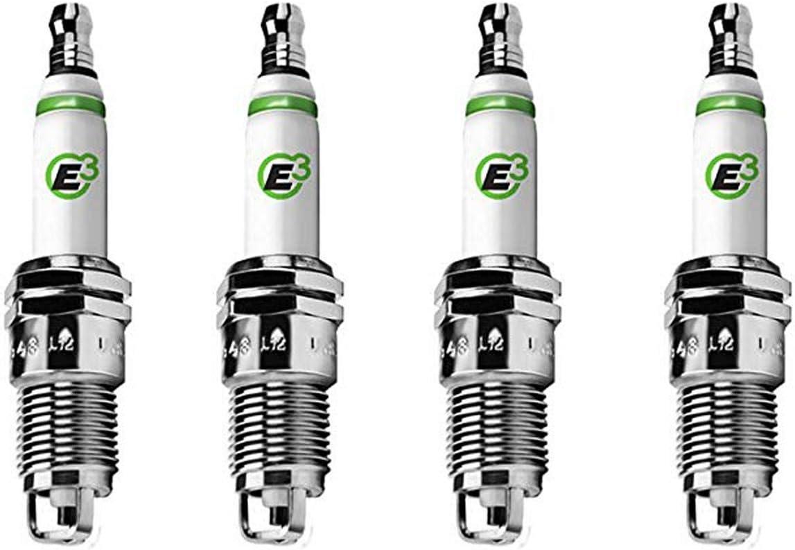 E3.54 E3 Premium Challenge the lowest Japan Maker New price Automotive Spark Plugs miles PACK 4 100K -
