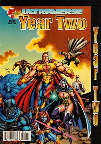Ultraverse Year Two #1
