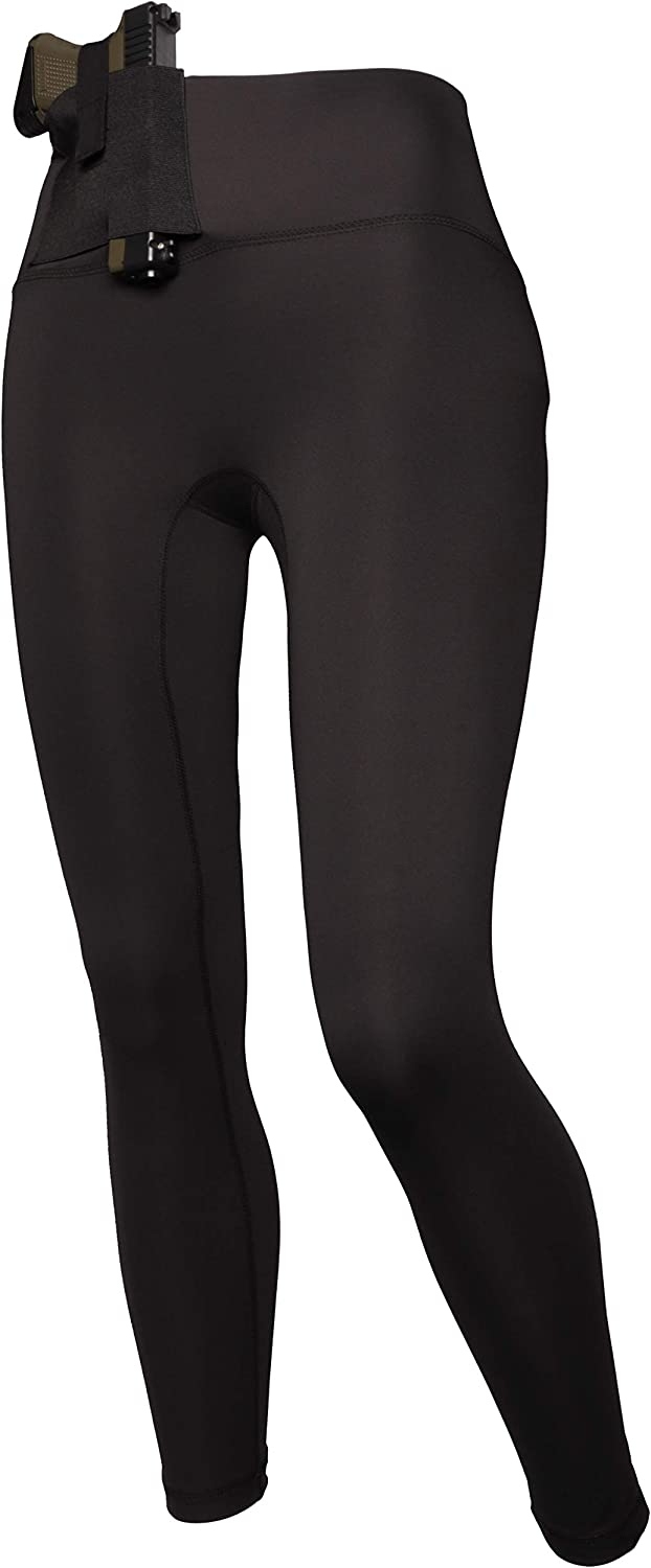 Lilcreek Women's Concealment Inexpensive Max 82% OFF Leggings Undercover Univ Concealed