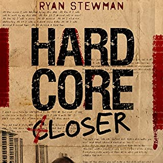 Hardcore [c]loser audiobook cover art