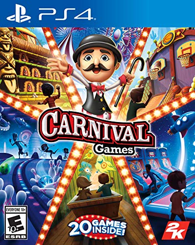 [PS4] Carnival Games - $11.97 at Amazon