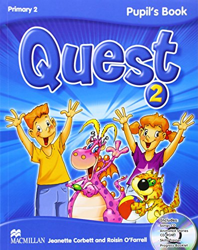 Quest Level 2 Pupil's Book New Pack with Skills Trainer