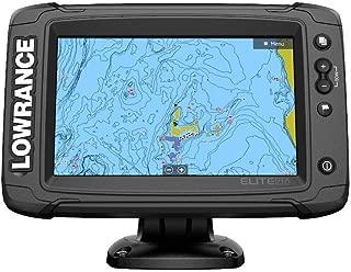 Lowrance Elite-7 Ti2 Fishfinder/Chartplotter Combo with HDI Transducer & US Inland Chart