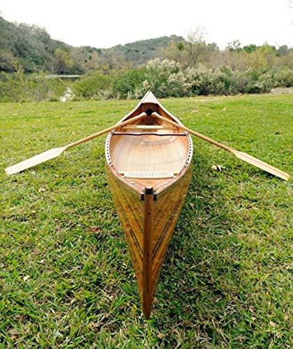 6 Best Wooden (Cedar Strips) Canoe & Kayaks 🤖 Aug 【2019】